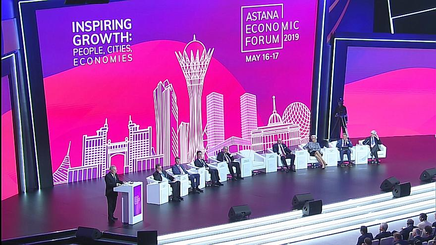 Astana Economic Forum – Inspiring Growth