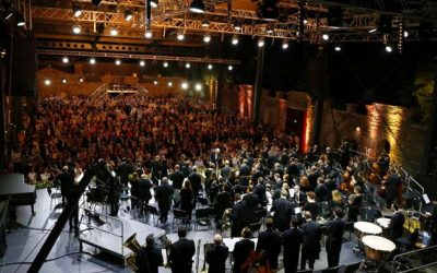 Georgia's preeminent classical music festival brings Europe and Asia together
