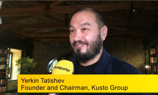 VIDEO: EU Reporter Interview – Tsinandali Festival
