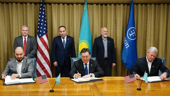 Tyson Food signs deal with Kusto Group for beef plant in Kazakhstan